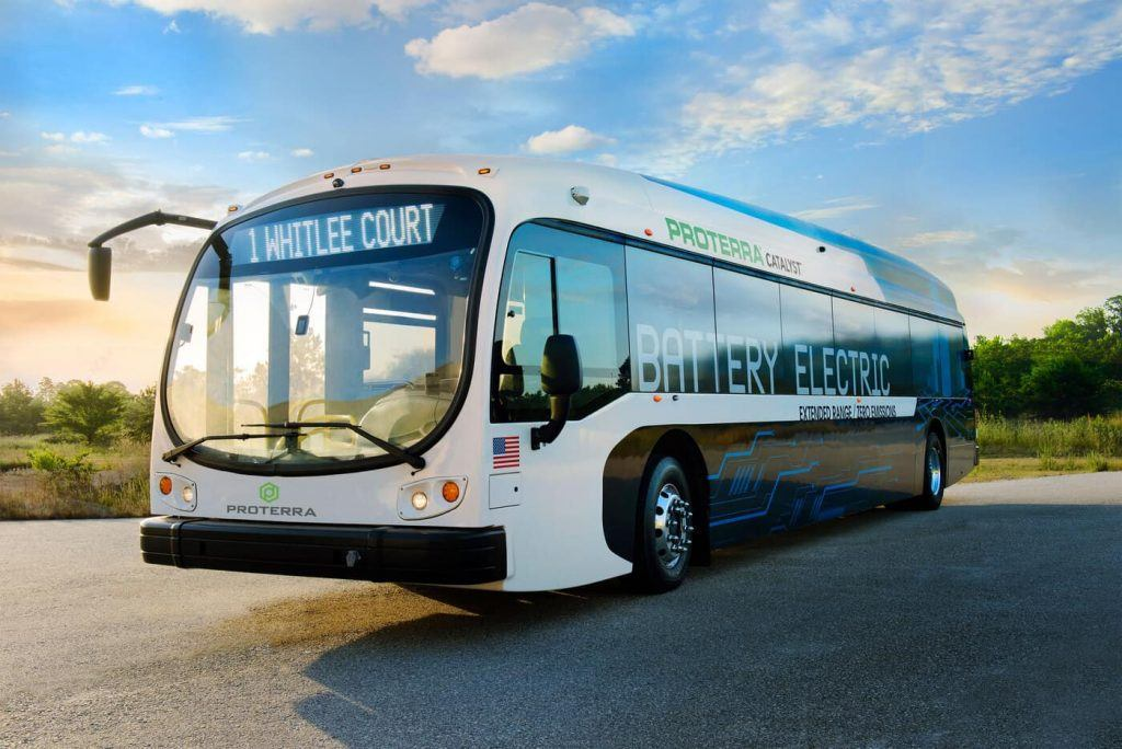 Proterra 40′ Catalyst Bus Miami Lobbyist Business Opportunities