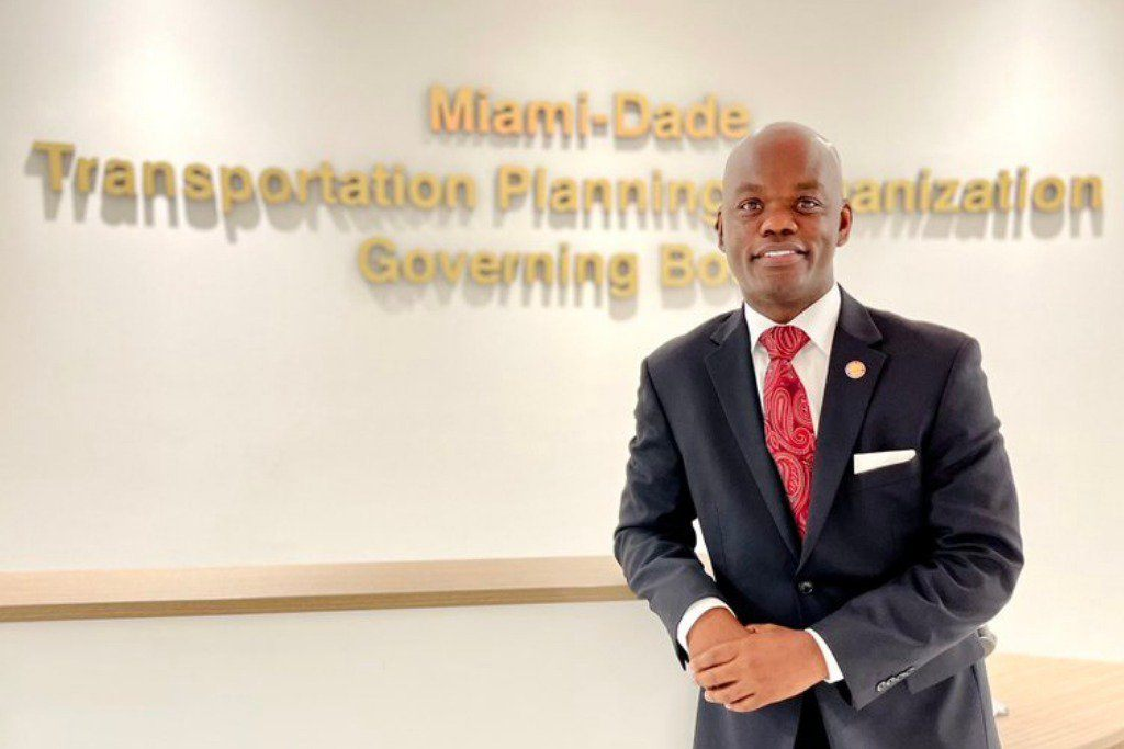 McGhee Discusses South Dade Transitway