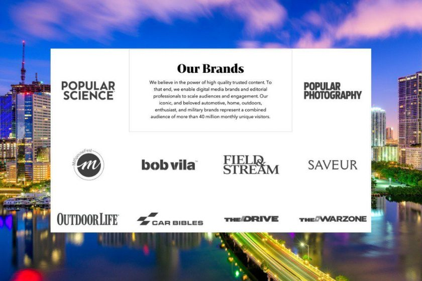 More Client Moves: This time, it's the publisher of some of the biggest magazine brands in America!