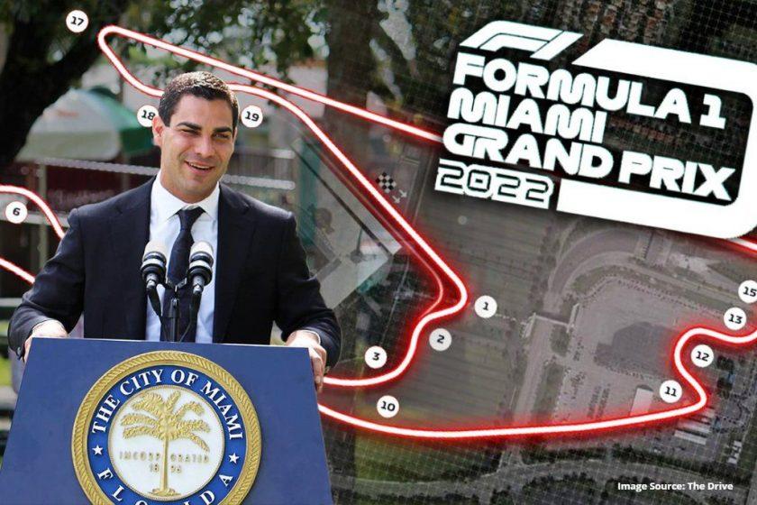 The Drive Highlights Miami Mayor Francis Suarez