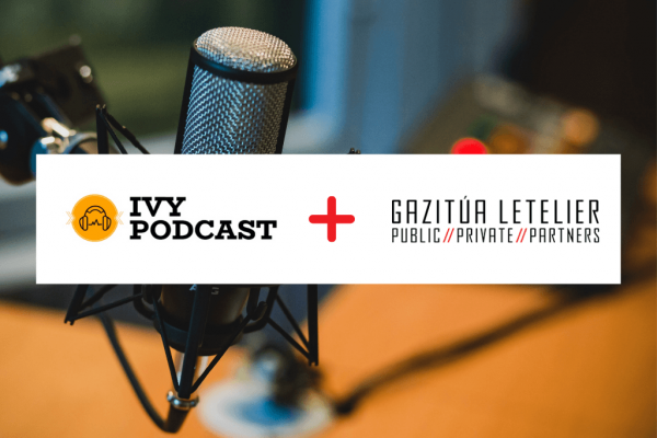 Luis Gazitua Featured on The Ivy Podcast