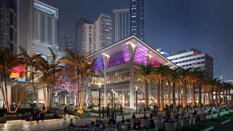Client News: Ariete Hospitality Group Stakes First Claims in Miami Worldcenter